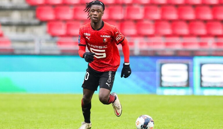 FOOTBALL - Stade Rennais Mercato: Towards an offer from Barça for Camavinga