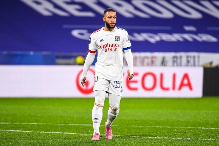 FOOTBALL - OL Mercato: PSG, Barça, big precision of Memphis Depay