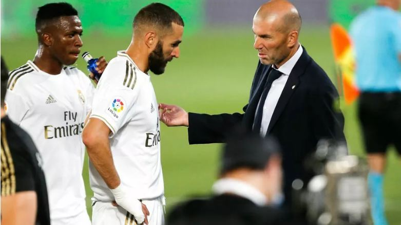 FOOTBALL - FOOTBALL - Mercato - Real Madrid: As long as Zidane is there, Benzema will not move!