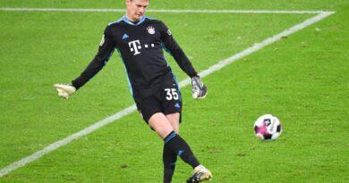 FOOTBALL - AS Monaco Mercato: Nübel file, Kovac clarifies