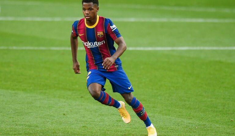 FOOTBALL Barça: Ansu Fati lives a real nightmare