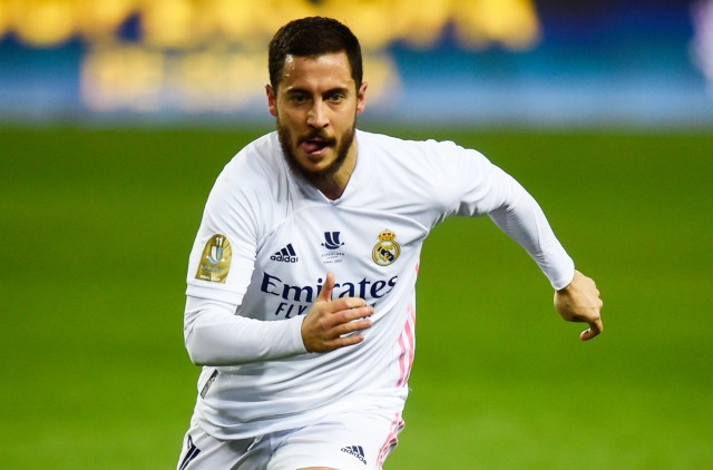 FOOTBALL - Real Madrid: Eden Hazard shot down by former teammate