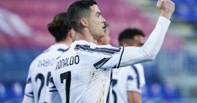Juventus: Cristiano Ronaldo