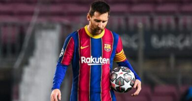 Barça: Koeman's little phrase about Messi says it all