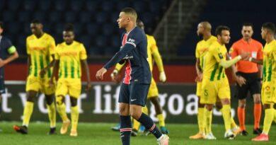 PSG - Nantes: Paris victim of a small climb to the Park