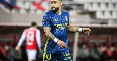 FOOTBALL - OL Mercato: Memphis Depay agrees with Barcelona?