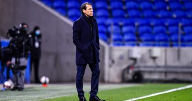 FOOTBALL - OL: Race for the title, Rudi Garcia does not give up