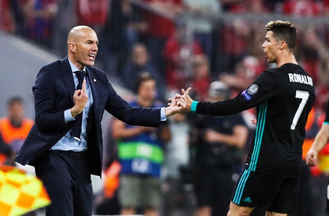 Juventus face Real Madrid and PSG