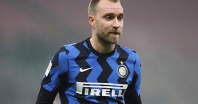 FOOTBALL - Inter Milan: Eriksen tells of his rebirth with the Nerrazurri
