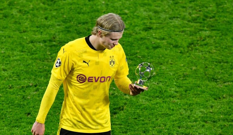 FOOTBALL - PSG Mercato: Haaland, Dortmund drop their final condition