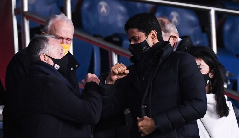 FOOTBALL - Freeze on financial fair play, PSG and Man City celebrate