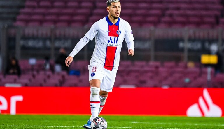 FOOTBALL - PSG: Leandro Paredes confides in his timid debut