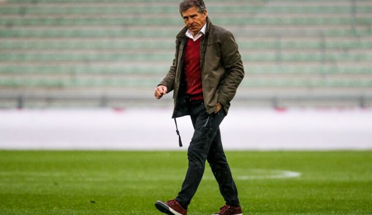FOOTBALL - ASSE Mercato : Big support to Claude Puel in difficulty