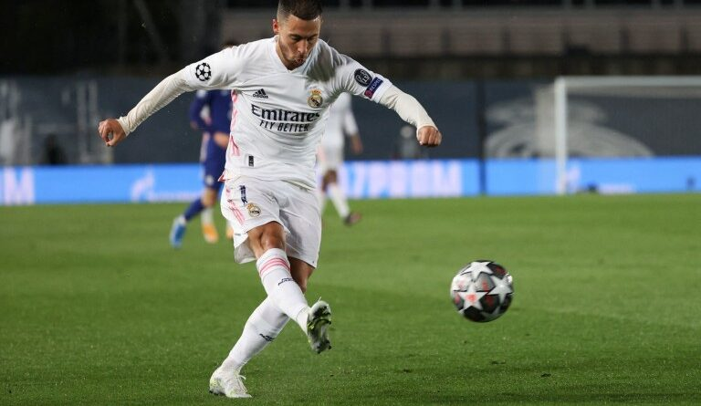 FOOTBALL - Real Madrid: Eden Hazard promises great things for the end of the season