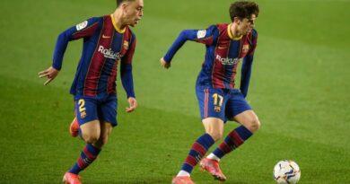 FOOTBALL - Barcelona Mercato: Portuguese hopeful to leave the club?
