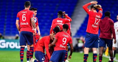 FOOTBALL - LOSC : Lille overturns Lyon and regains its leadership position