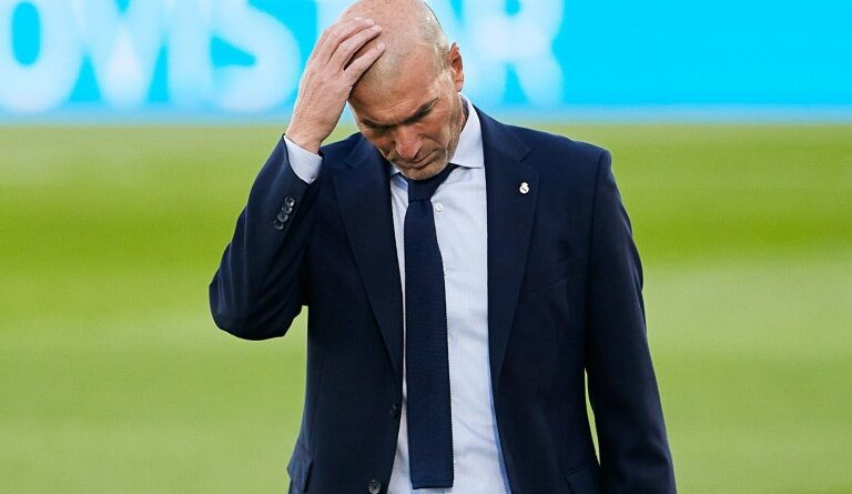 Real Mercato: Zinedine Zidane speaks of weariness for Erling Haaland