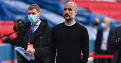 FOOTBALL - Manchester City: Guardiola reflects on performance against PSG
