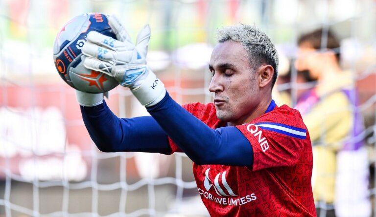 FOOTBALL - PSG Mercato: Before Man City, very big news for Navas