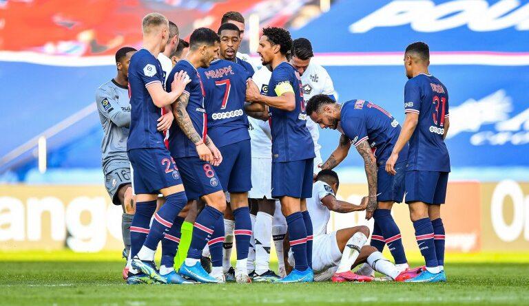 FOOTBALL - PSG: More bad news before Bayern Munich
