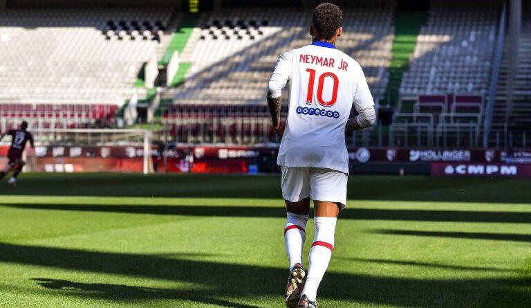FOOTBALL - PSG LDC : Neymar takes a huge gamble before Manchester City