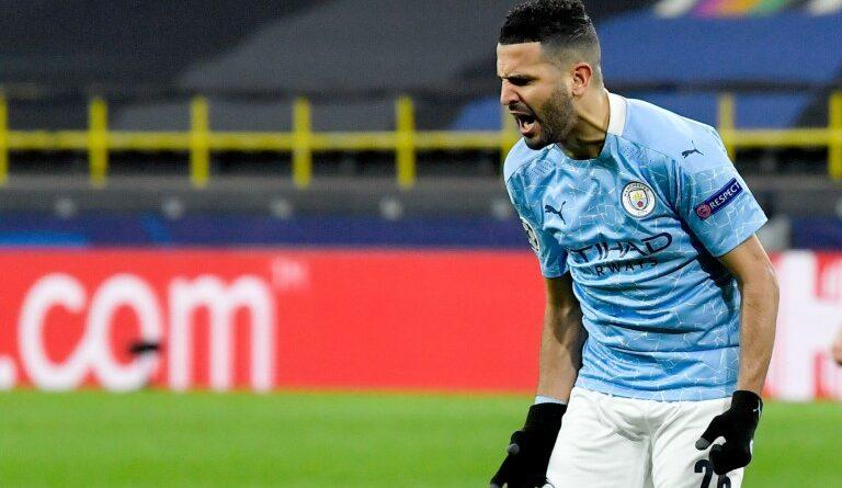 FOOTBALL - PSG Manchester City: Riyad Mahrez answers Neymar's bet