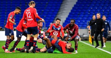 FOOTBALL - LOSC Mercato : Dortmund goes after a striker from Lille OSC