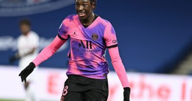 FOOTBALL - PSG : Moise Kean is talking about him before Manchester City