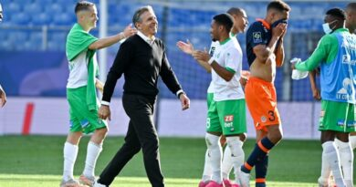 FOOTBALL - ASSE : The maintenance in Ligue 1 assured, Puel wants more