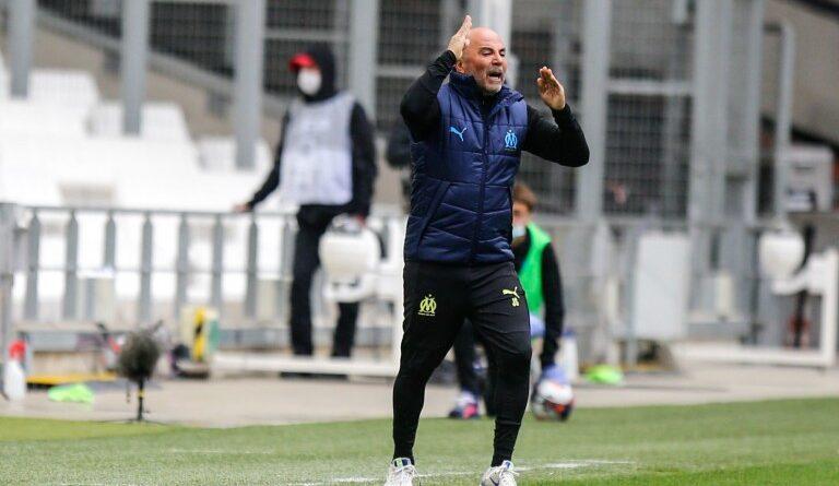 FOOTBALL - OM Ligue 1: Jorge Sampaoli announces painful news at ASSE