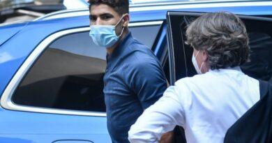 FOOTBALL - PSG Mercato: Achraf Hakimi close, the asset of size of Leonardo