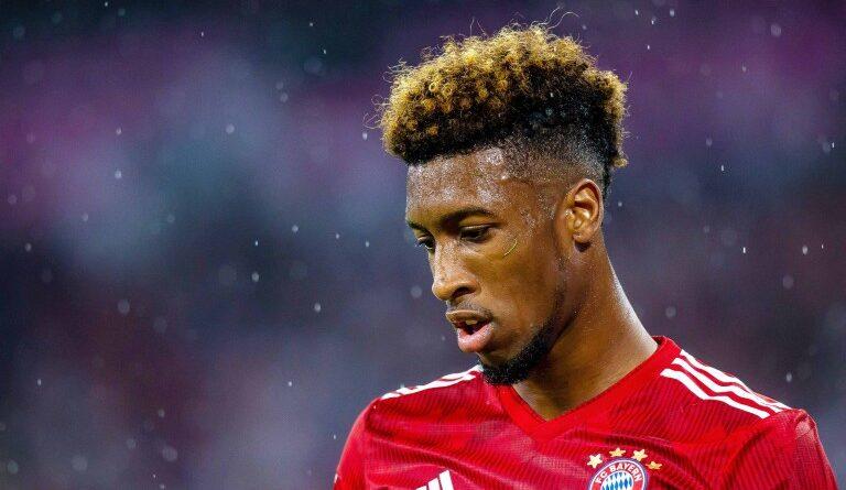 FOOTBALL - Bayern Mercato: Kingsley Coman makes eyes at the Premier League