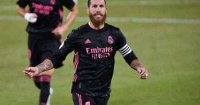 FOOTBALL -Real Madrid Mercato: Ramos' first words after his departure