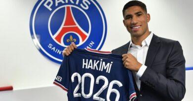 FOOTBALL - PSG Mercato : Chelsea, Mbappé, Hakimi's agent