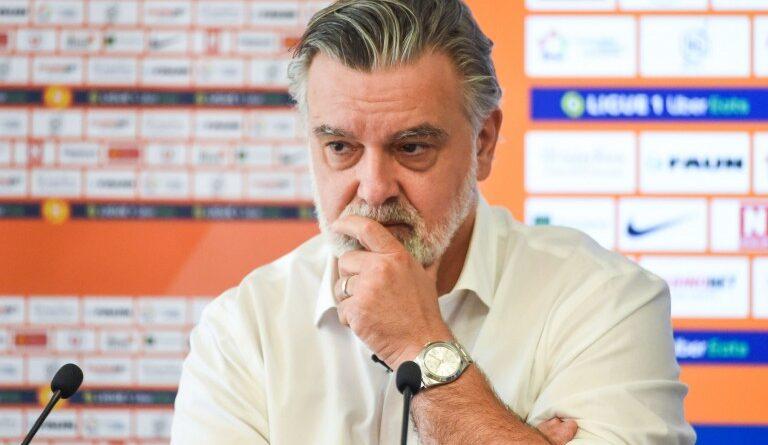 FOOTBALL - Montpellier Mercato : Big disillusion for Laurent Nicollin !