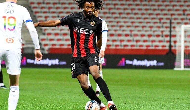 FOOTBALL - OGC Nice Mercato : 9 M€, Frankfurt does not let go Khéphren Thuram