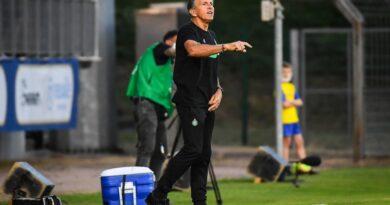 FOOTBALL - ASSE : Puel's final adjustments against Eintracht in Frankfurt