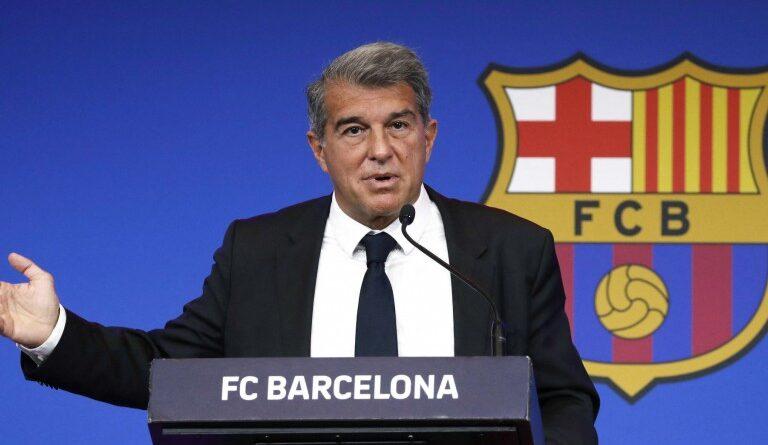 FOOTBALL - Barça Mercato: Joan Laporta close to closing a €15m sale
