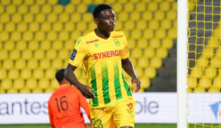 FOOTBALL - FC Nantes Mercato : Kolo Muani in Frankfurt, a danger is announced