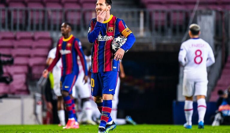 FOOTBALL - Mercato Barça: Lionel Messi to PSG or Man City? Paris is negotiating!