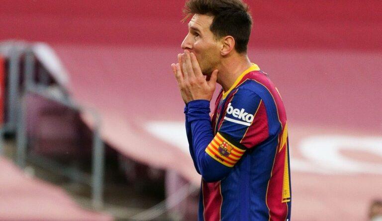 FOOTBALL - Man City Mercato: Lionel Messi at City, Guardiola answers cash