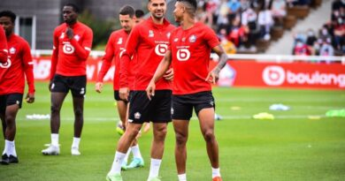 FOOTBALL - LOSC Mercato: €8m bid for Lille fullback?